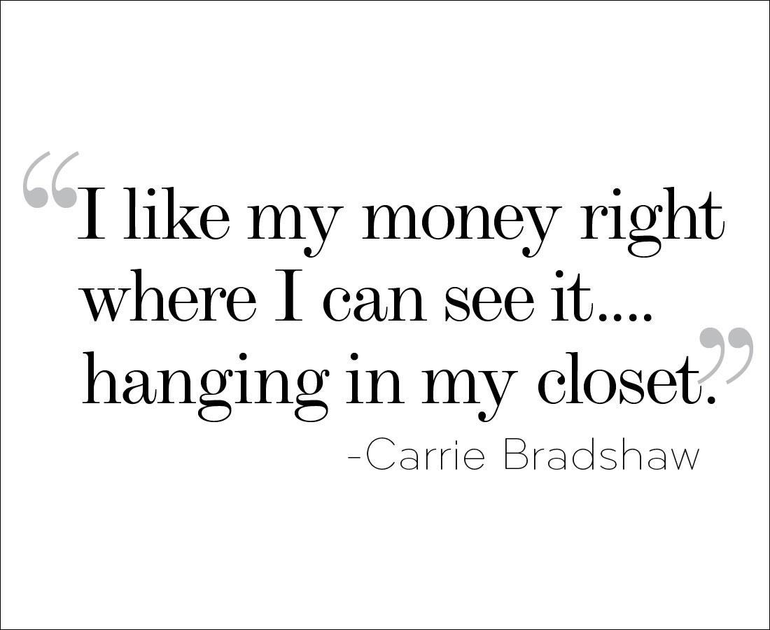 Carrie Bradshaw Fashion quot;s POPSUGAR Fashion 9